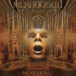Meshuggah - Nothing, 2LP, Gatefold, Limited White Vinyl, 300 Copies