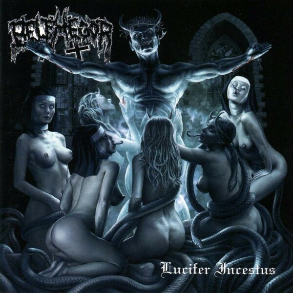 Belphegor - Lucifer Incestus, LP