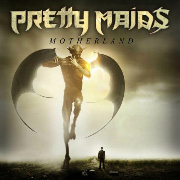 Pretty Maids - Motherland, Gatefold, LP