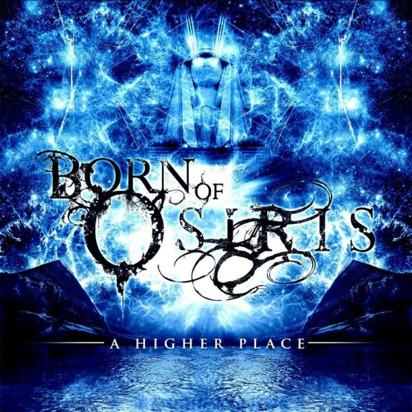 Born Of Osiris - A Higher Place, Blue Vinyl