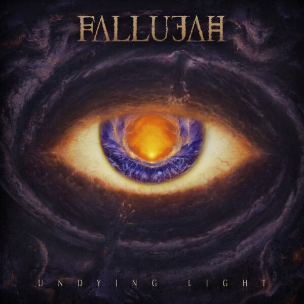 Fallujah - Undying Light, Gatefold, Limited Orange with White Splatter, 300 Copies
