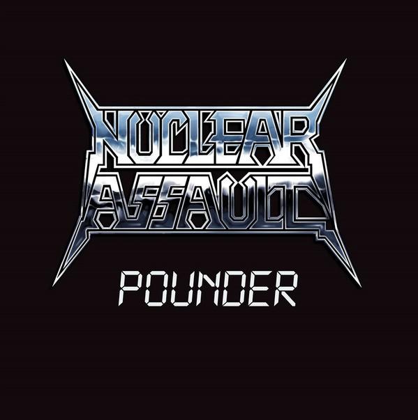 "Nuclear Assault - Pounder (EP), 12"""