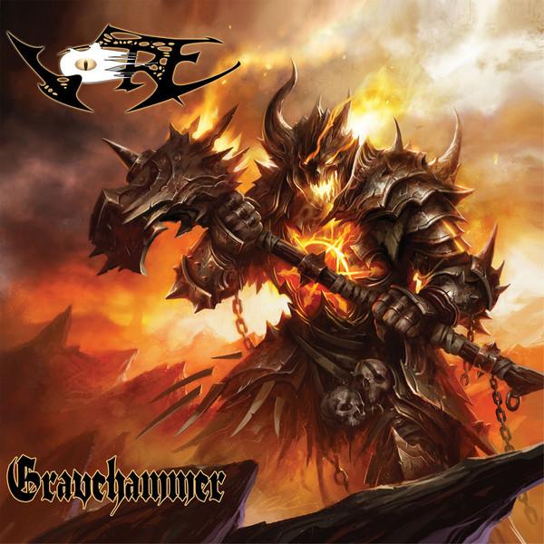 Vore - Gravehammer, Orange Vinyl