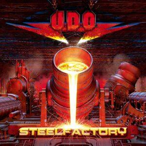 U.D.O - Steelfactory, 2LP, Gatefold, Limited White Vinyl