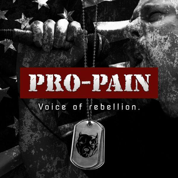 Pro-Pain - Voice Of Rebellion, Gatefold, LP