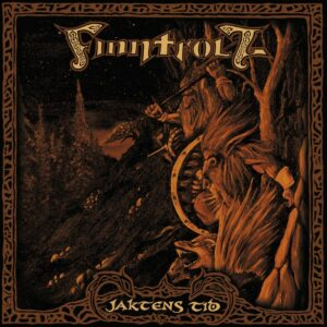 Finntroll - Jaktens Tid, Limited Oxblood Vinyl, 200 Copies