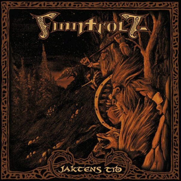 Finntroll - Jaktens Tid, Limited Oxblood Vinyl, 200 Copies