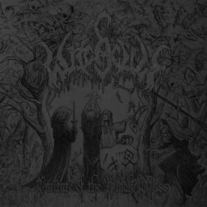 Witchcult - Cantate Of The Black Mass, Grey Vinyl
