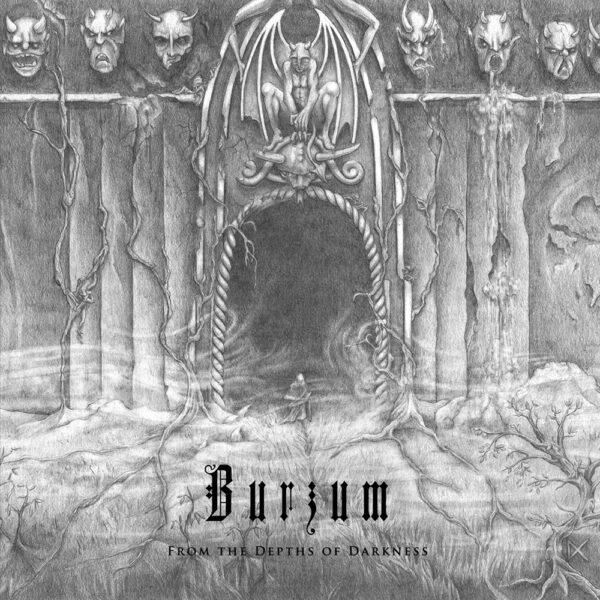 Burzum - From The Depths Of Darkness, 2LP, Gatefold