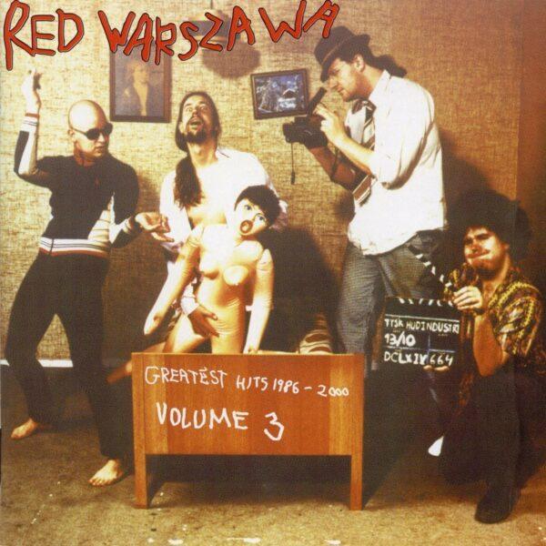 Red Warszawa - Tysk Hudindustri, 2LP, Gatefold