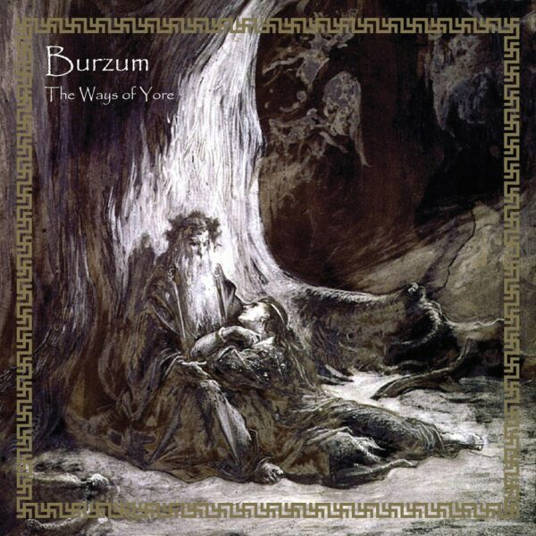 Burzum - The Ways Of Yore, 2LP, Gatefold