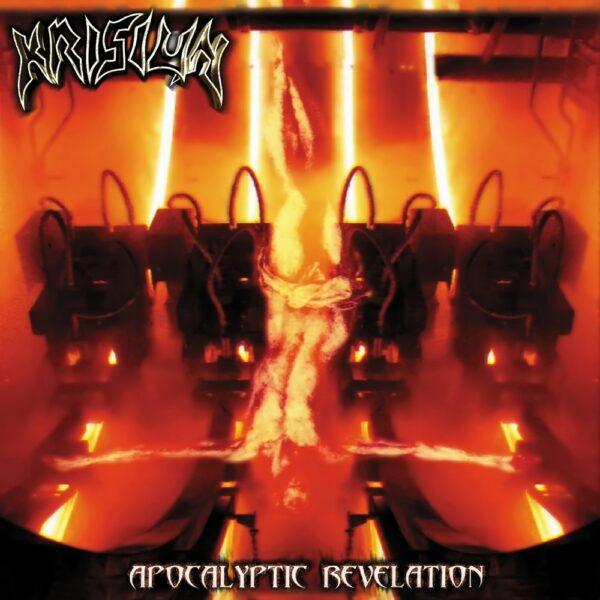 Krisiun - Apocalyptic Revelation, LP