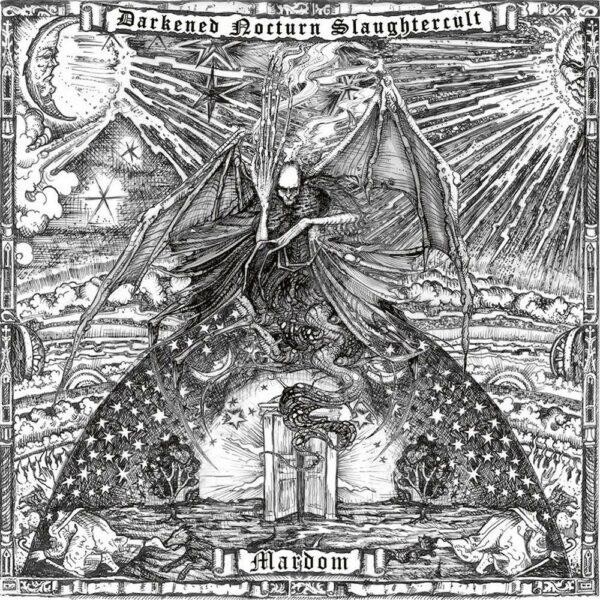 Darkened Nocturn Slaughtercult - Mardom, Gatefold, Deluxe edition, 24p Booklet, 180gr, LP