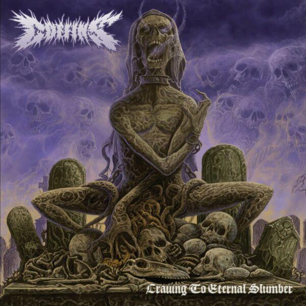 Coffins - Craving To Eternal Slumber, Limited Blue Vinyl