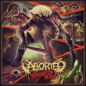 """Aborted - Termination Redux, 10"""", LP"""