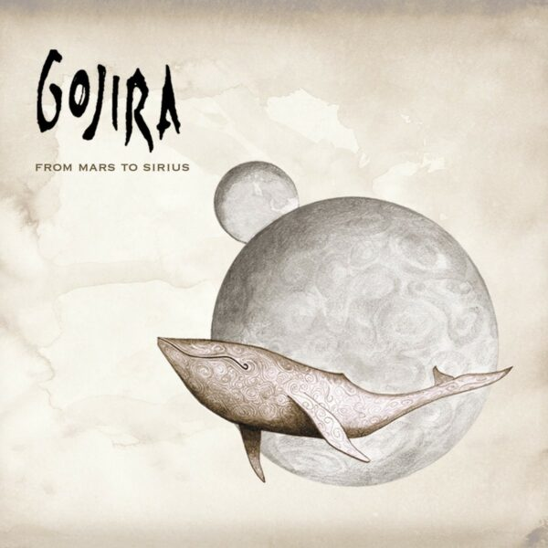 Gojira - From Mars To Sirius, 2LP, Gatefold, Limited Red Vinyl, 1000 Copies