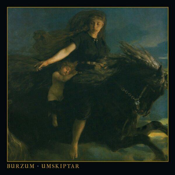 Burzum - Umskiptar, 2LP, Gatefold