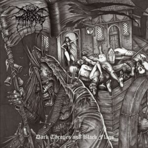 Darkthrone - Dark Thrones And Black Flags, LP