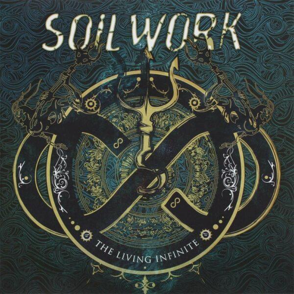 Soilwork - The Living Infinite, 2LP, Gatefold, White/Black Splatter vinyl