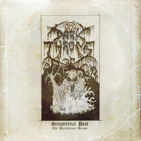 Darkthrone - Sempiternal Past, The Darkthrone Demos, 2LP, Gatefold