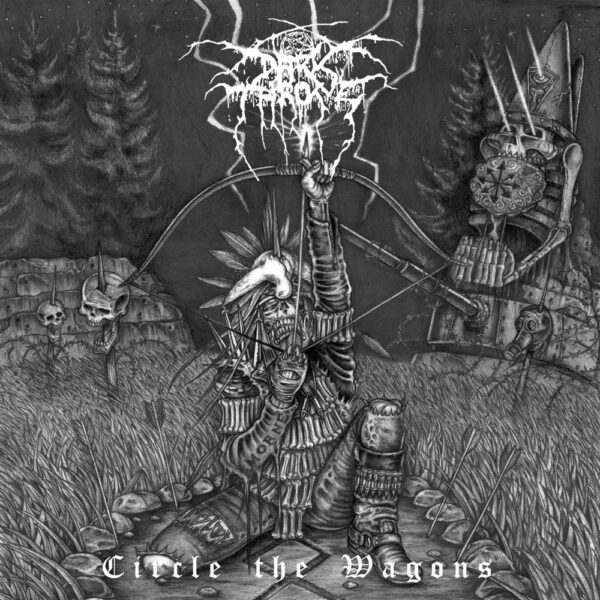 Darkthrone - Circle The Wagons, LP