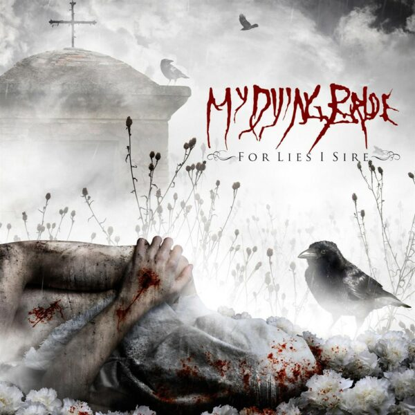 My Dying Bride - For Lies I Sire, 2LP, Gatefold