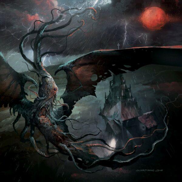 Sulphur Aeon - Scythe Of Cosmic Chaos, 2LP, Gatefold, Green Vinyl, 180gr, Booklet