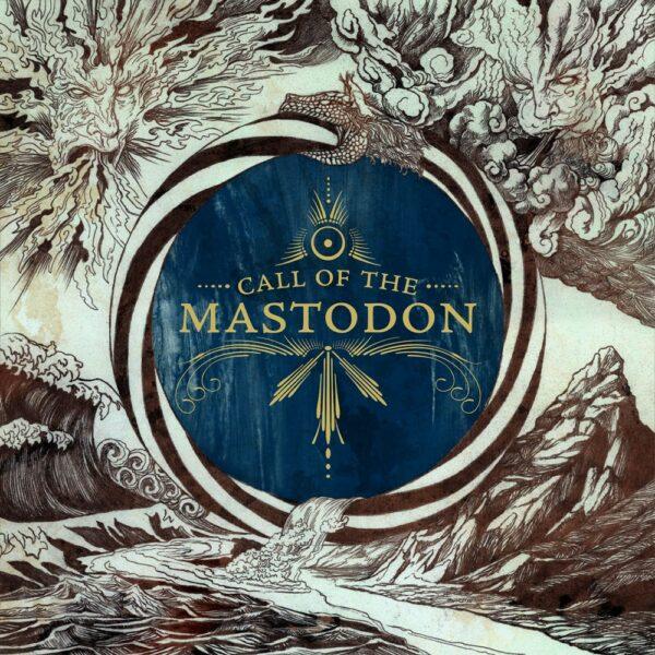 Mastodon - Call Of The Mastodon, Limited Blue/Metallic Gold Galaxy Version, 1000 Copies