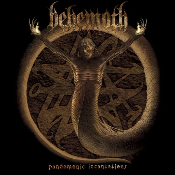 Behemoth - Pandemonic Incantations, Gatefold, LP