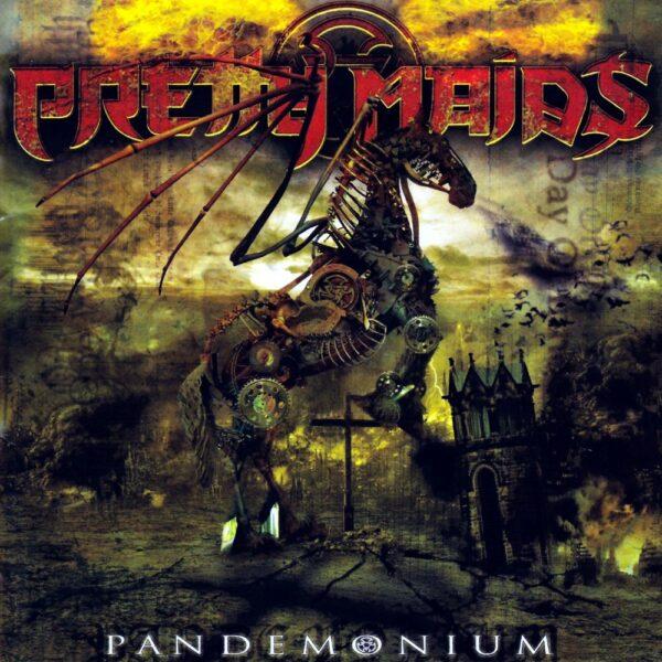 Pretty Maids - Pandemonium, Gatefold, LP