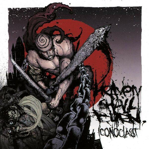 Heaven Shall Burn - Iconoclast, 2LP, Gatefold, 180gr, Red/Black Vinyl, Deluxe