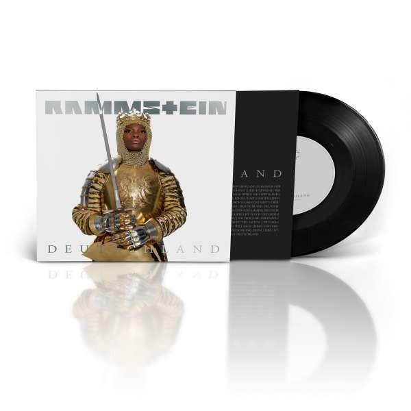 """Rammstein - Deutschland, 7"""""""