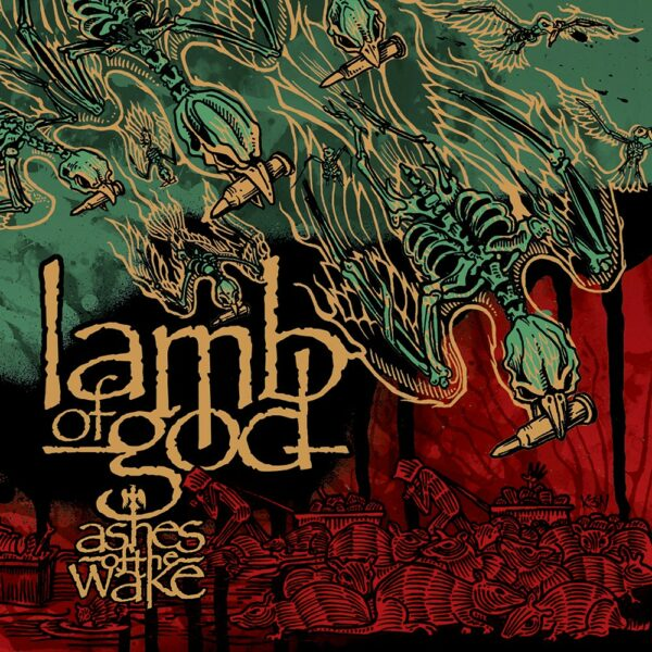 Lamb Of God - Ashes Of The Wake, 2LP, 15th Anniversary edition