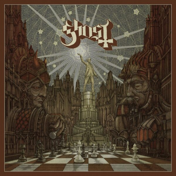 Ghost - Popestar, LP