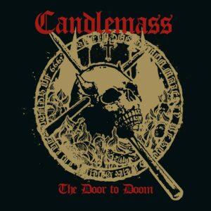 Candlemass - The Door To Doom, 2LP, Gatefold