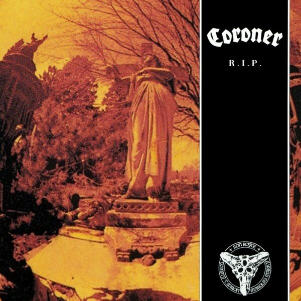 Coroner - R.I.P, LP