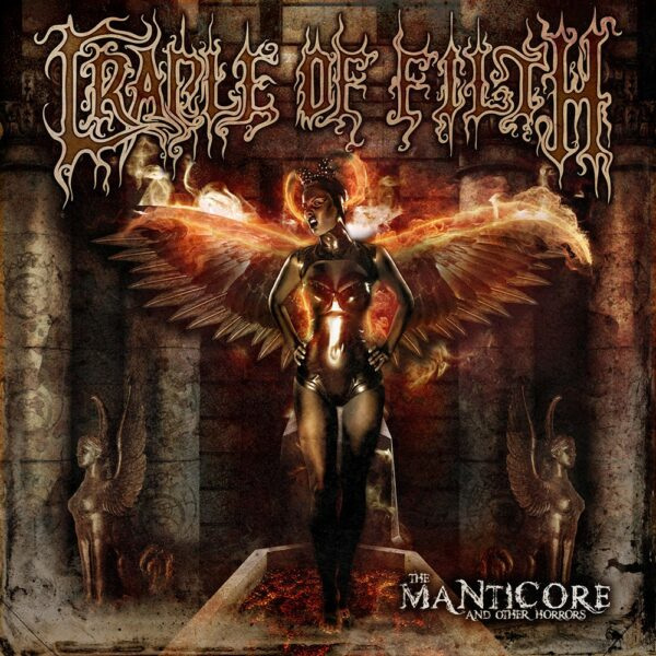Cradle Of Filth - The Manticore And Other Horrors, 2LP, Gatefold