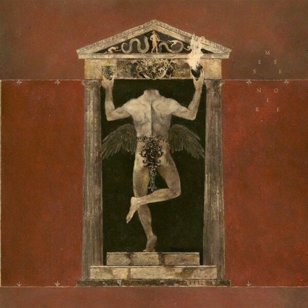 Behemoth - Messe Noir, 2LP, Gatefold, Limited Gold Vinyl, 500 Copies