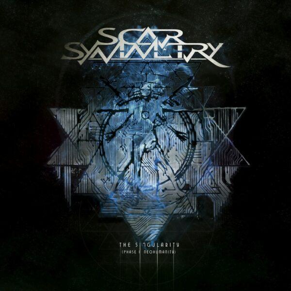 Scar Symmety - The Singularity (Phase 1 Neohumanity), Limited Blue Vinyl, 500 Copies