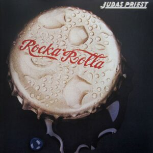 Judas Priest - Rocka Rolla, LP