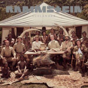 """Rammstein - Ausländer, 12"""", LP"""