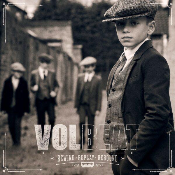 Volbeat - Rewind, Replay, Rebound, 2LP, Gatefold
