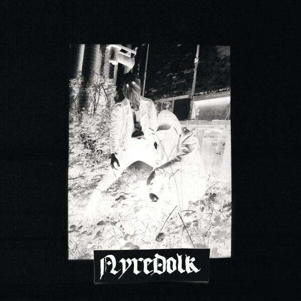 """Nyredolk - EP, 7"""", Ltd. White Vinyl, Inverted Cover"""