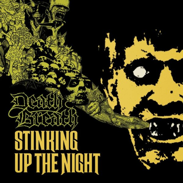 Death Breath - Stinking Up The Night, Gatefold, 180gr, LP