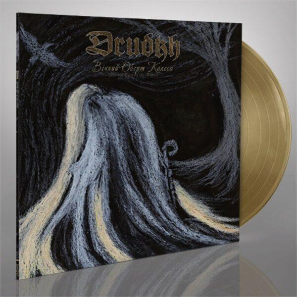 Drudkh - Eternal Turn Of The Wheel, Ltd. Gold Vinyl, 300 Copies