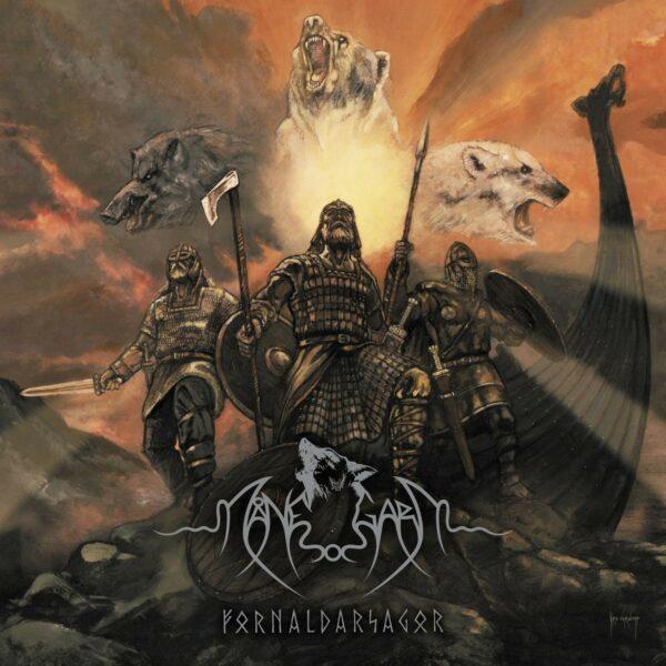 Månegarm - Fornaldarsagar, Gatefold, LP