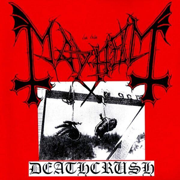 Mayhem - Deathcrush, Gatefold, LP