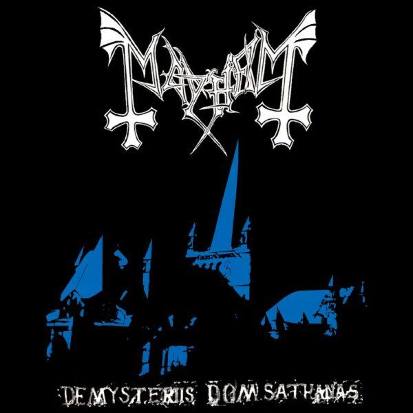 Mayhem - De Mysteriis Dom Sathanas, Gatefold, Purple Vinyl