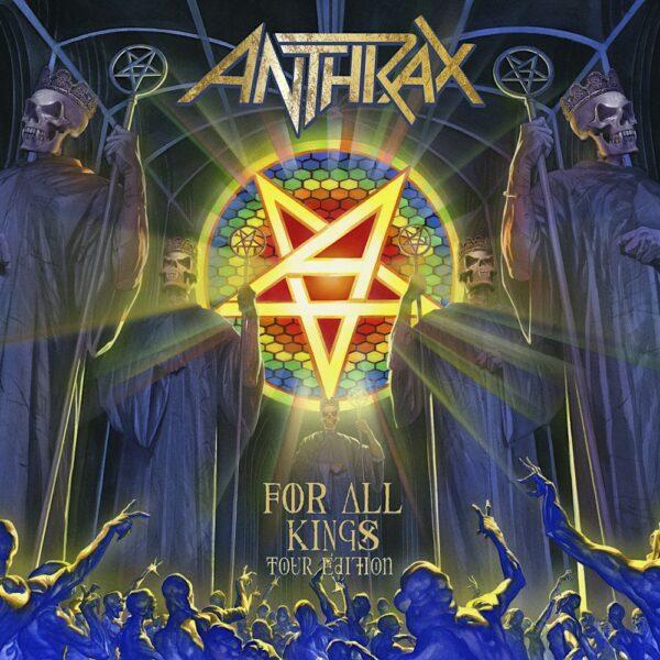 Anthrax - For All Kings, 2LP, Gatefold
