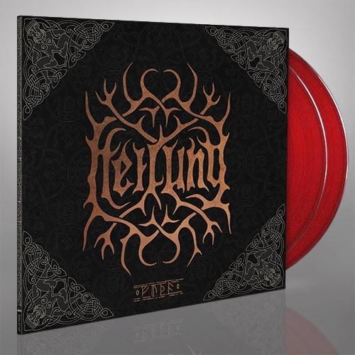 Heilung - Futha, 2LP, Gatefold, Ltd. Red Vinyl, 500 Copies
